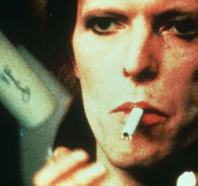 Ambulante Ziggy Stardust